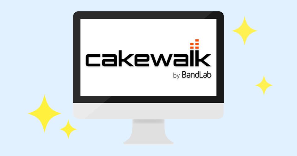 Cakewalk by Bandlabのここがすごい!