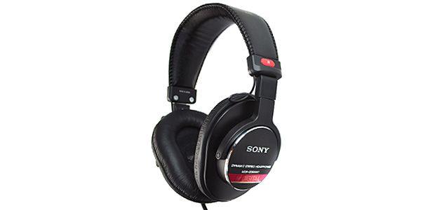 SONY ( ソニー )  / MDR-CD900ST 定番モニターヘッドホン