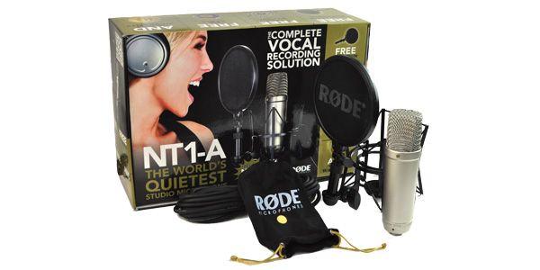 RODE ( ロード )  / NT1-A